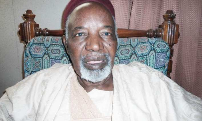 Jonathan reacts to death of Balarabe Musa