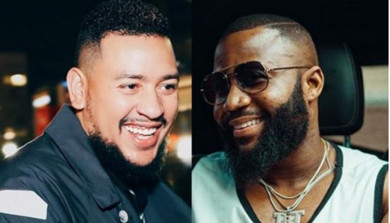 Cassper Nyovest reveals why he does not like AKA