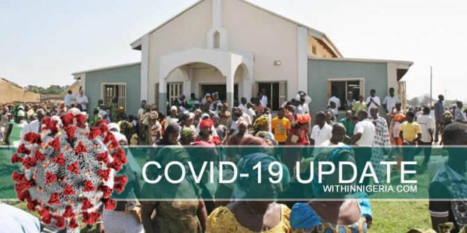 Nigeria records 152 new COVID-19 cases, total hits 65148