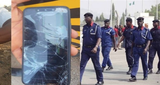 Civil Defence Officers Beat Up Traffic Controllers In Abuja Over Road Access