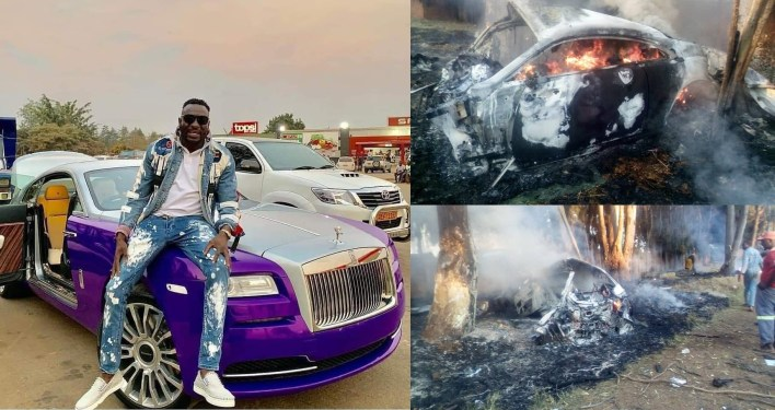 DJ Switch is safe and out of the country – Peter Okoye's PA