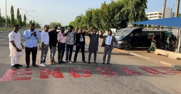 #EndSARS: Concerned Citizens back FG's actions against sponsors, promoters of arson, killings