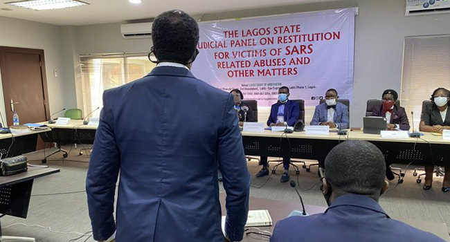CBN's Account Freeze: Youth Reps Pull Out Of Lagos #EndSARS Judicial Panel