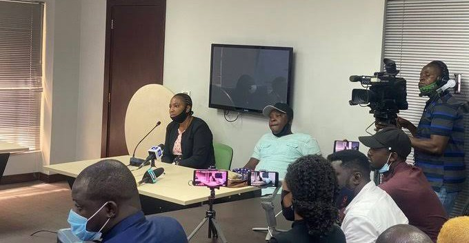 #EndSARS: Woman who lost two-month-old pregnancy is Evans' sister – Police tells Lagos panel