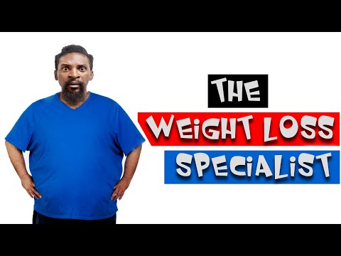 THE WEIGHT LOSS SPECIALIST (YawaSkits, Episode 60)