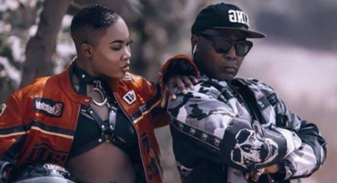 Charly Boy's gay daughter counters father, narrates how she was kicked out in 2017