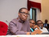 Gov Okowa signs 2021 budget of N383bn