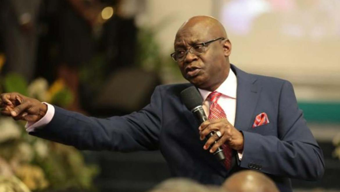 FG's freezing of #EndSARS promoters' accounts a sign of regression, says Tunde Bakare