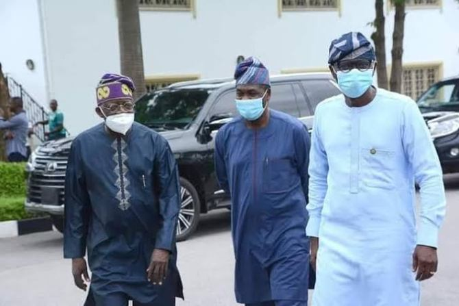 JUST IN: Sanwo-Olu moves to abolish pension payment to Tinubu, Fashola, others