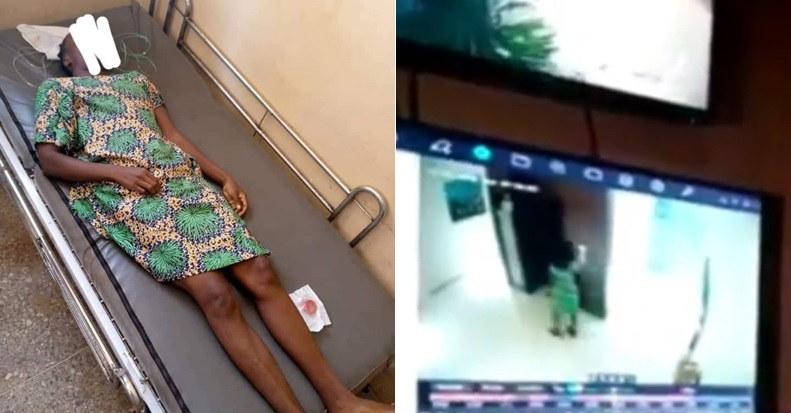 #JusticeForAdaobi: Lady Dies After Walking Into Faulty Elevator In A Hotel In Asaba