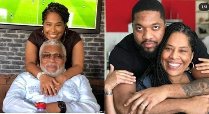 Late Jerry Rawlings alleged second wife and son resurface few days after death
