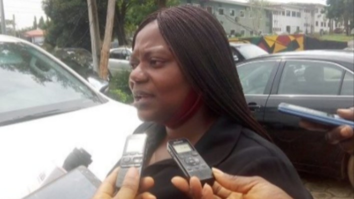 Mother of one to Anambra judicial panel: I've not seen my husband since SARS arrested him in 2017