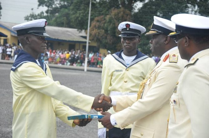 Nigerian Navy Resumes 2020 Recruitment Exercise, Outlines Requirements