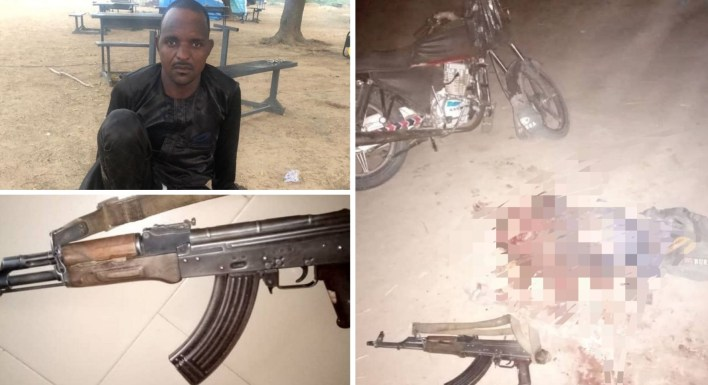 Troops neutralizes armed bandits, recovers weapons in Katsina State