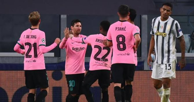 COVID-19: Barcelona players agree to pay cuts worth £110m