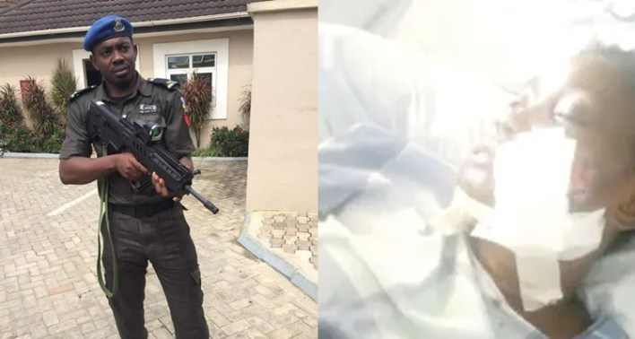 Woman shot by police lover still hospitalised after four surgeries – Sister