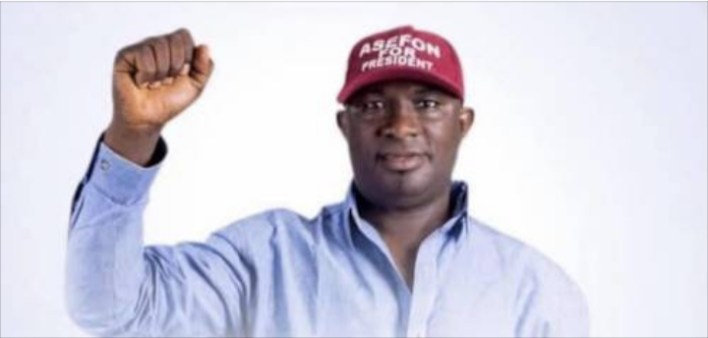 """""""I am not 43"""" – NANS President-elect, Sunday Asefon clears Air, reveals real age"""