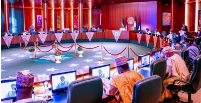 Buhari, governors meet at Aso Rock over insecurity
