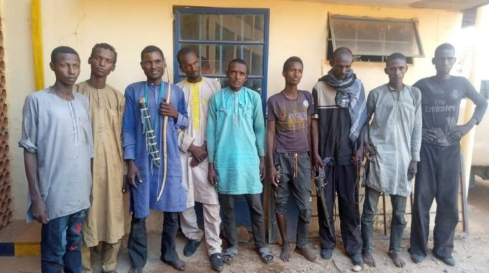 Police bust Adamawa kidnapping syndicate, rescue two victims