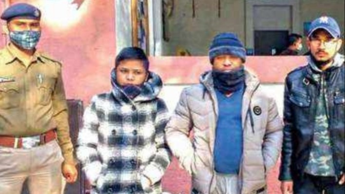 Nigerian national, two others arrested in India for conning man out of over N500,000