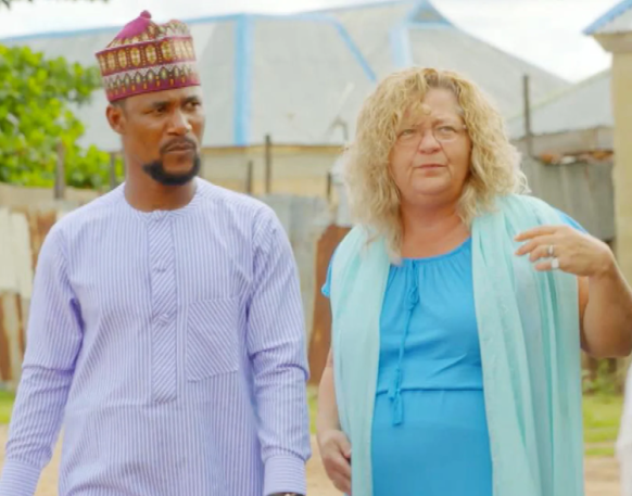 """I was charmed"" Nigeria's Usman and America's Lisa of 90 Day Fiancé are officially divorcing"