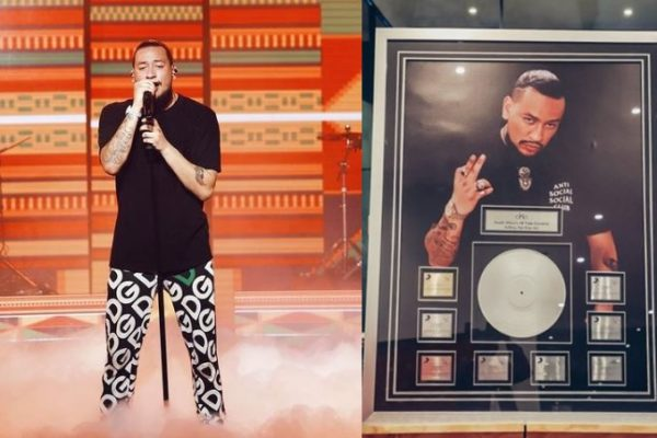 """AKA claims to be the """"highest selling SA hip hop artist of all time"""" – See why"""