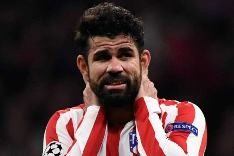 Atletico Madrid Confirm Official Termination Of Diego Costa Contract