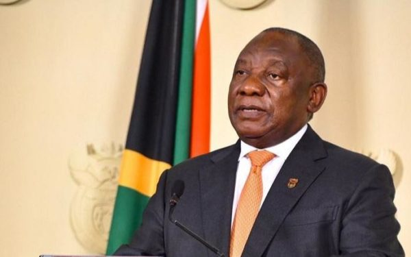 """Cyril Ramaphosa to SA on COVID-19 – """"Recommit yourself to this fight"""""""