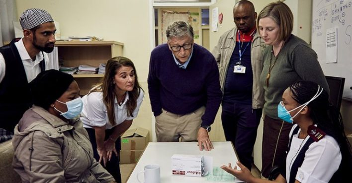 We still don't understand why COVID-19 numbers are not as high in Africa, says Bill Gates