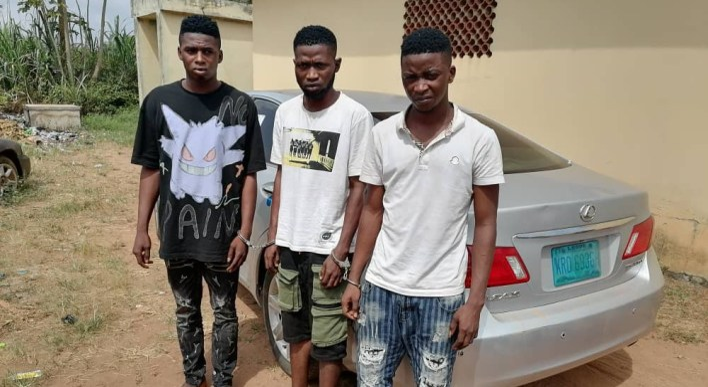 Suspected yahoo boys gang-rape teenager in Ogun
