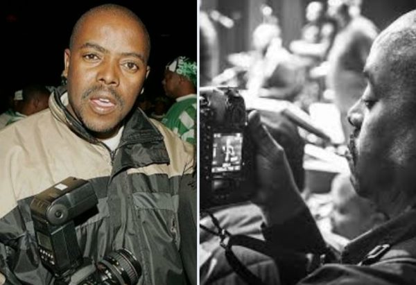 SA celebs mourn famous photographer Lucky Nxumalo who is confirmed dead