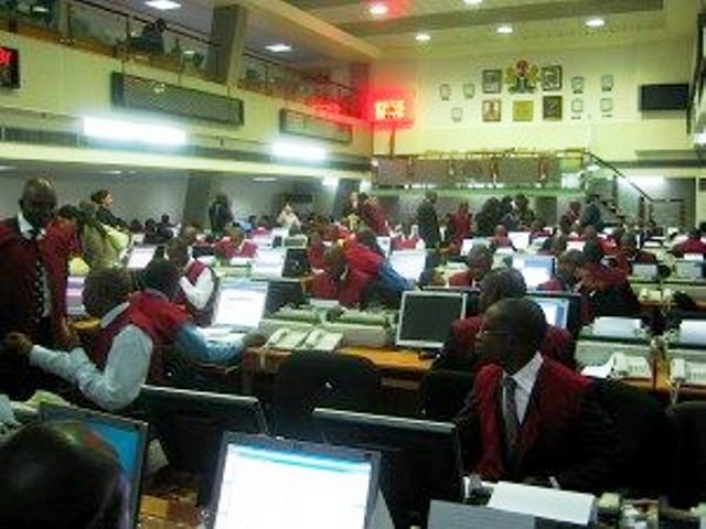 Listed compnies in the NSE
