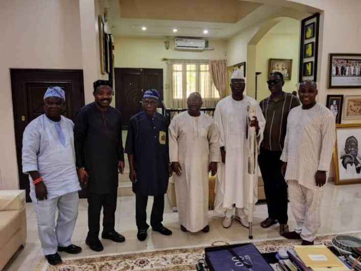 Obasanjo reveals why he did not grant Gani Adams' request to visit him