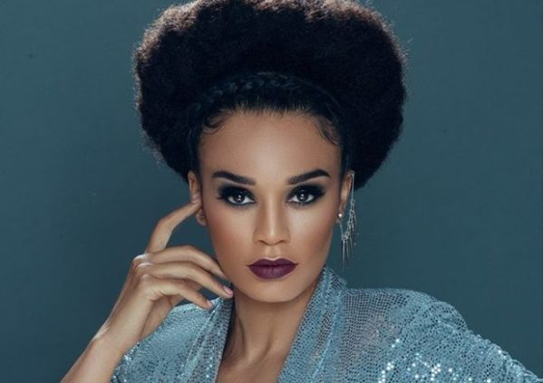 Pearl Thusi opens up about her crashed relationship with Robert Marawa