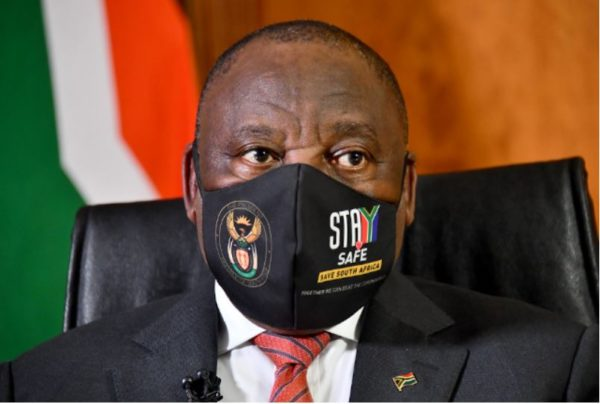 Ramaphosa to address the nation after surge in COVID-19 cases