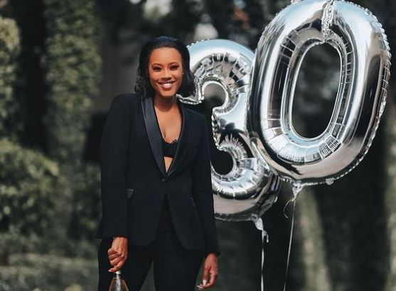 Inside Tshepi Vundla's 30th birthday luncheon- Photos