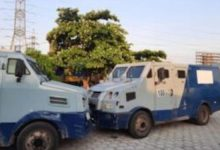 Police Impound Two Bullion Vans For Moving Cash Without Escort In Lagos