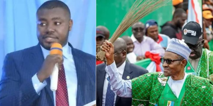Buhari is like Jesus, he's a redeemer — Activist tells Nigerians as he calls for support for PMB