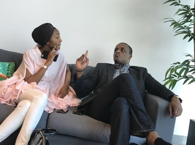 Zahra Buhari Celebrates Her Husband, Ahmed Indimi With An Adorable Birthday Post
