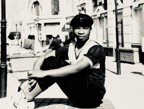 Desmond Dube recounts his past experience while he was younger