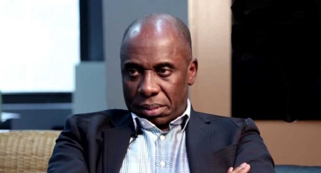 BREAKING: Rivers APC faction suspends Amaechi, Ogbobula