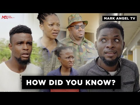 Mark Angel | How did you know - Part One (Mark Angel Tv)