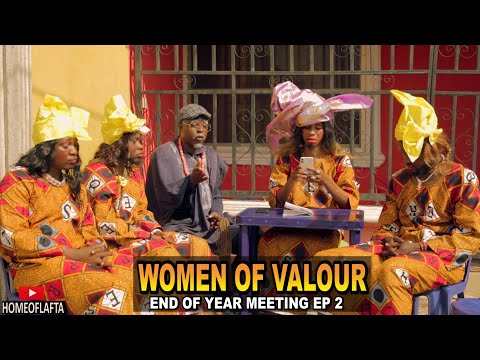 WOMEN OF VALOUR END OF YEAR MEETING the arrangent episode