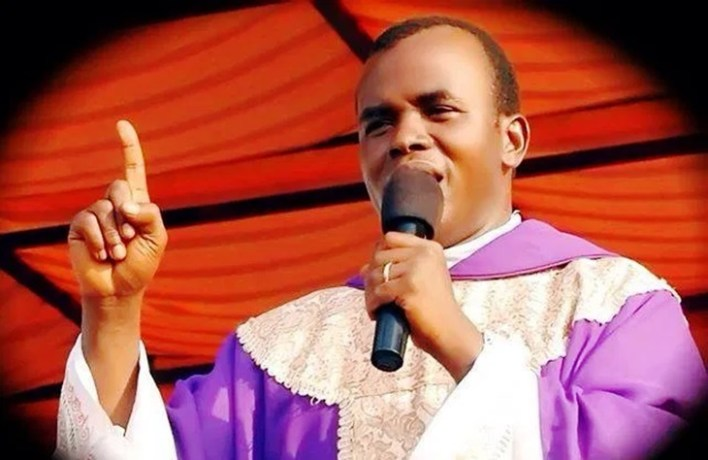 Unknown men attack BBC journalists at Mbaka's residence