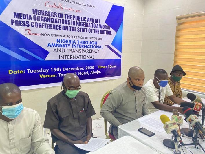 ICC: Al, others funding Nigerian CSOs to manufacture fictitious evidence against armed forces – Group