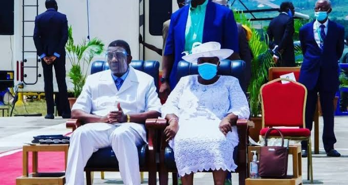 COVID-19: Worshipers without face mask barred from Pastor Adeboye's crusade