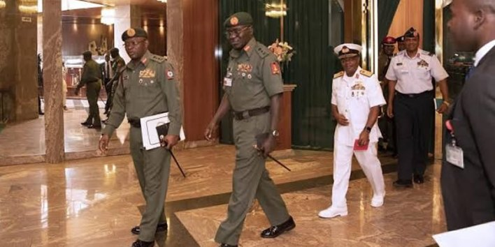 Killings of soldiers: Senate asks Service Chiefs to step down