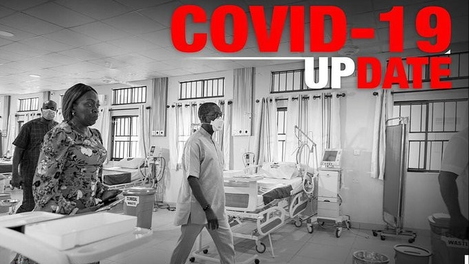 Nigeria records 550 new COVID-19 cases, total exceeds 70000