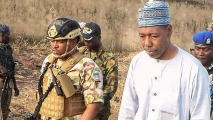 I'll fight Boko Haram to a standstill – Gov Zulum