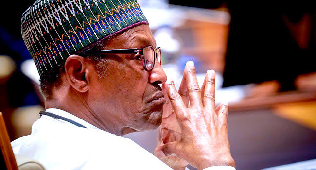 SERAP asks Buhari to stop governors from borrowing N17trn from pension funds